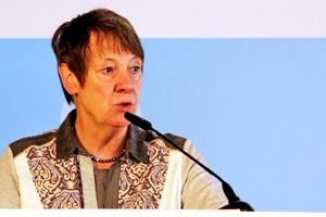 Barbara Hendricks Rede zur Zuwanderung