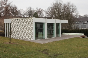 Pavillon des Solar Decadlon