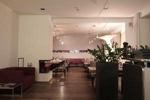 Bar im ehemalgien Kasinogebäude