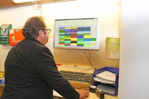 Die Software des Unternehmens wurde von der eigenen IT-Abteilung entwickelt
