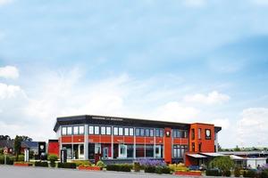 2001 bezog Coplaning das neue Firmengebäude