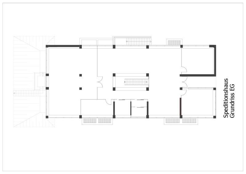 Umnutzung des Speditionshauses der VerSeidAG von Mies van ...