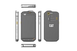 """Das CAT """"S60"""" ist sehr robust und verfügt über eine eingebaute Wärmebildkamera<span class=""""bildnachweis"""">Foto: Catphone</span>"""