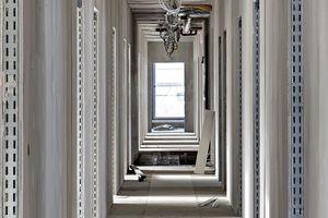 Leichte bis mittelschwere Türen werden an normalen oder ausgesteiften CW-Profilen befestigt. Ab 35 kg Türgewicht müssen dickere Profile benutzt werden<br />