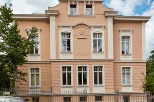 Der dritte Preis ging an ein Wohnhaus in Weimar