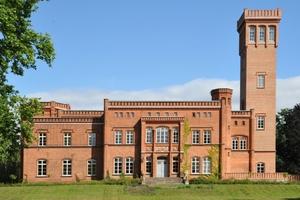 Einen weiteren zweiten Preis gab es in Brandenburg für Schloss Arendsee in Nordwestuckermark