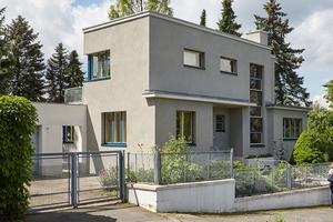 Ein weiterer erster Preis ging in Thüringen an die Wiedergewinnung des Wohnhauses Sparmberg in Gera