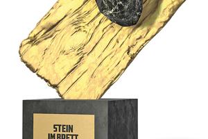 """26 Hersteller erhalten im Laufe dieses Monats den """"Stein im Brett Award""""<span class=""""bildnachweis"""">Foto: ibau</span>"""