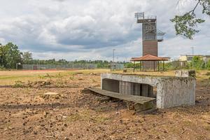 """Der Alnatura Campus entsteht im Südwesten von Darmstadt, auf dem ehemaligen Gelände einer US-Kaserne<span class=""""bildnachweis"""">Fotos: Alnatura / Marc Doradzillo</span>"""