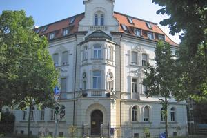 Preisgekrönt: Die liebevoll rekonstruierte Fassade wurde mit dem Fassadenpreis der Landeshauptstadt München ausgezeichnet