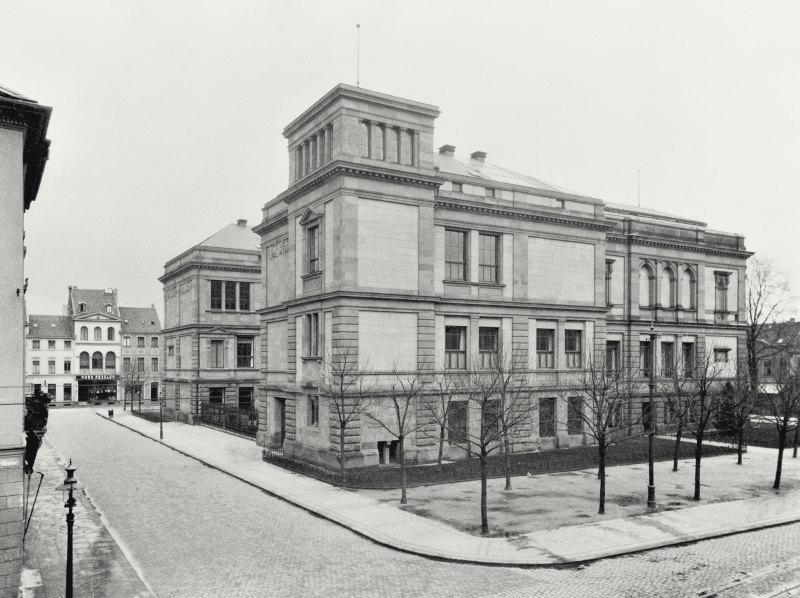 Architekten Krefeld das kaiser wilhelm museum in krefeld wurde saniert und modernisiert