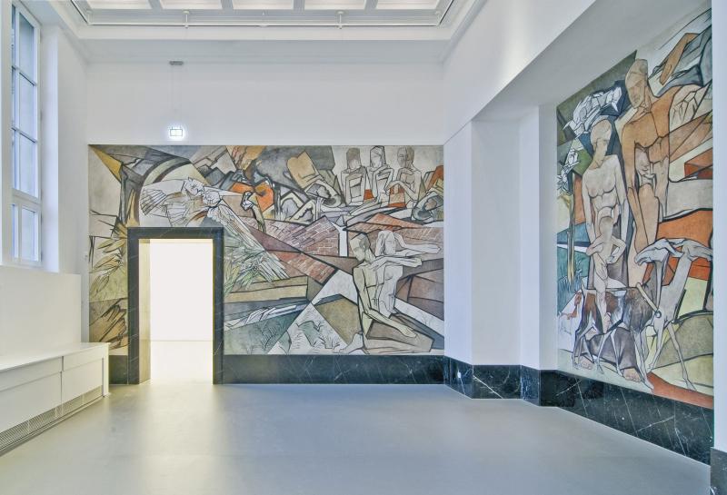 Das kaiser wilhelm museum in krefeld wurde saniert und for Koch krefeld