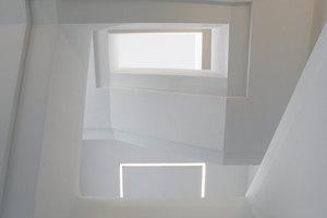 Blick in die Treppenanlage nach oben