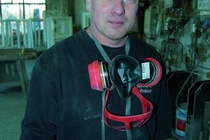 Holger Weha, Leiter Oberflächenbeschichtung bei Windeler