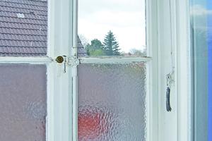 Altes Fenster im Bestand