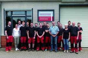 Das Team der Werner Windeler Tischlerei GmbH in 28870 Fischerhude