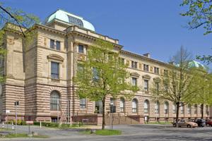 Das Herzog Anton Ulrich-Museum in Braunschweig entstand 1887 nach Plänen des Semper-Schülers Oskar Sommer und ist damit das älteste Kunstmuseum Deutschlands