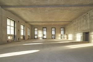 Und so sieht es zurzeit auf der Baustelle im Berliner Schloss aus