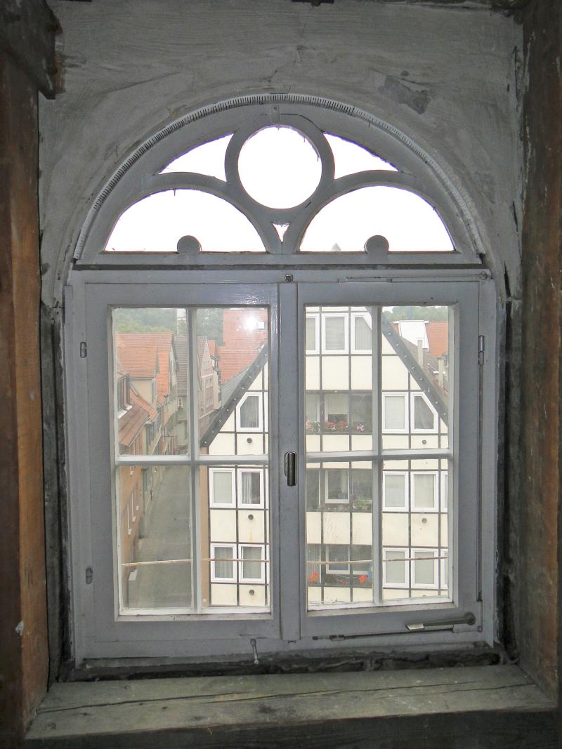 neue fenster f r das historische rathaus in bad cannstatt bauhandwerk. Black Bedroom Furniture Sets. Home Design Ideas