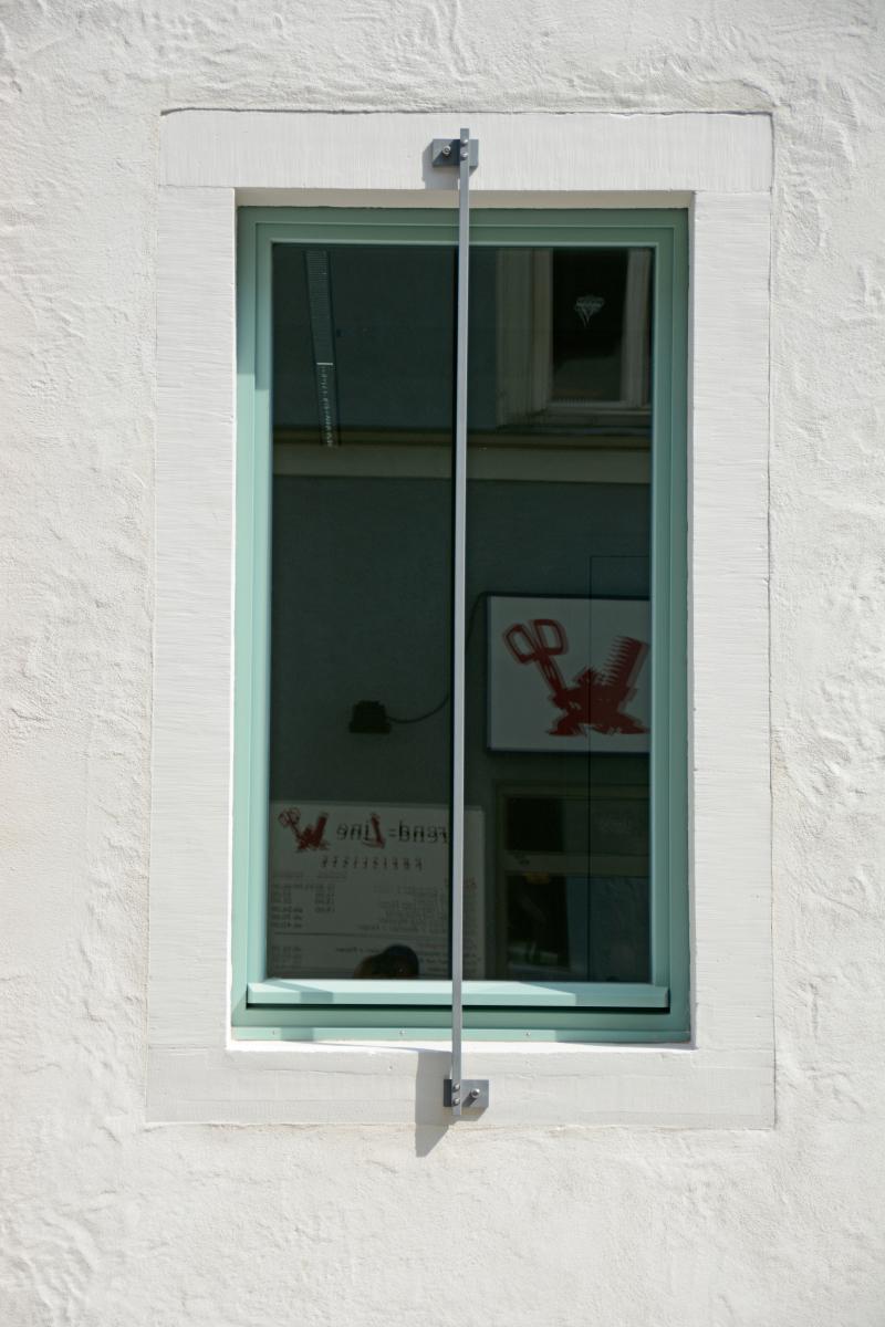 Neue Fenster für das historische Rathaus in Bad Cannstatt - Bauhandwerk