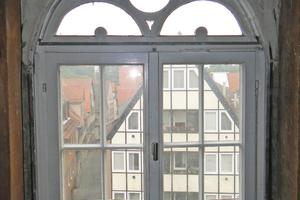 Giebelfenster Vorzustand...
