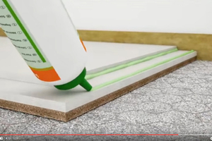 """3D-animierte Videos unter <a href=""""https://www.fermacell.de"""" target=""""_blank"""">https://www.fermacell.de</a>/verar beitungsfilme.php zeigen die Arbeitsschritte"""