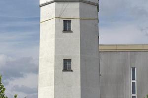 Der Turm vor Beginn der Umbauarbeiten<br />Foto: Uwe Barghaan
