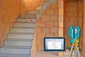Beim 3D-Aufmaß filigraner Strukturen, runder oder frei geformter Gebäude oder Räume sind 3D-Laserscanner im Vorteil  Foto: Faro