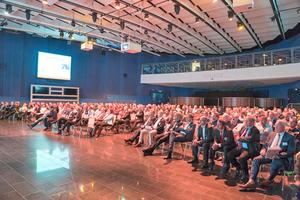 Insgesamt nahmen rund 400 Teilnehmer am Forum teil