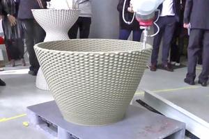3D-Druck mit Beton<br />
