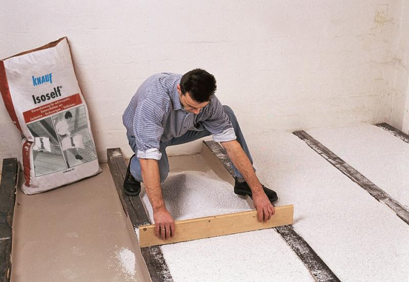Fußboden Dämmung Zwischen Balken ~ Holzbalkendecke dämmstoffe boden decke baunetz wissen