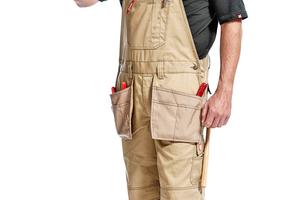 """Hosen und Jacken, deren Handytaschen den Körper gegen elektromagnetische Strahlen schützt, zeichnen die Linie """"StretchX"""" aus, die im kommenden Frühling auf den Markt kommt Foto: Würth Modyf"""
