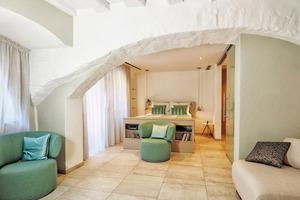 Vorausschauend geplant und mit viel Liebe zum Detail umgesetzt, sind im Appartementhaus des Hotel Residenz Räume mit ganz besonderem Charakter entstanden
