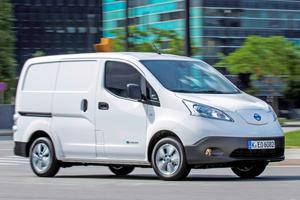 """Ist als Kastenwagen im Handwerk beliebt und kosten auch nicht die Welt: der """"Nissan e-NV200""""<span class=""""bildnachweis"""">Foto: Nissan</span>"""