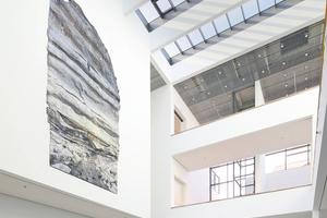 Den ersten Preis erhielt in der Kategorie Trockenbau Jaeger Ausbau aus Zwickau für ihre Ausbauarbeiten die der Mannheimer Kunsthalle