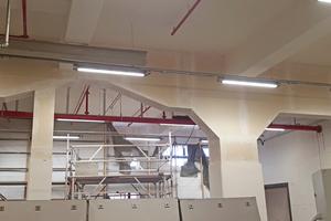 Sieger in der Kategorie Brandschutzsysteme wurde die Frank P. Bieber e.K. – Ausbausystemtechnik aus Allendorf (Eder) für das Conti Produktionsgebäude in Korbach