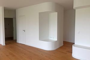 Der Preis in der Kategorie Wohnbau ging für das Quartier 23, Haus im Stadtpark, in Lüneburg an Heide - Aktiv - Trockenbau aus Scharnebeck