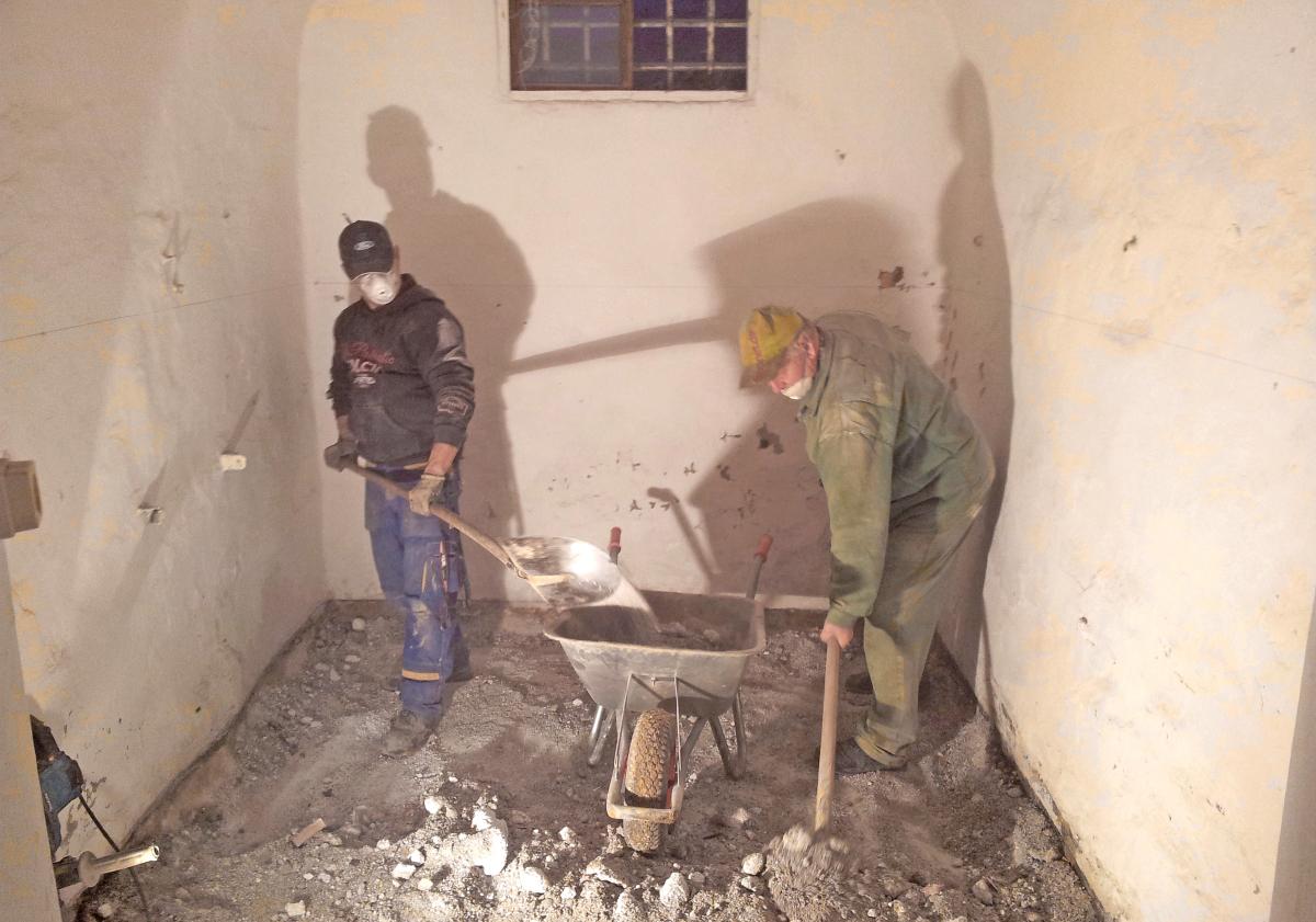 Fußboden Verlegen Amberg ~ Schlafvollzug bauhandwerk