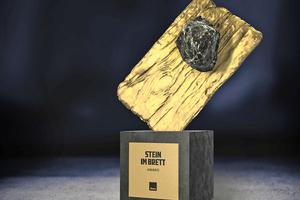 """24 Hersteller erhalten den """"Stein im Brett"""" Award<span class=""""bildnachweis"""">Foto: ibau</span>"""