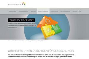 """Im Dezember hatte das Portal den """"Fördergeld-Service""""gestartet"""