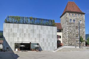 "Der Gestaltungspreis 2017 der Wüstenrot Stiftung ging an das Stadtmuseum Aarau <span class=""bildnachweis"">Fotos (3): Stefan Krämer / Wüstenrot Stiftung</span>"