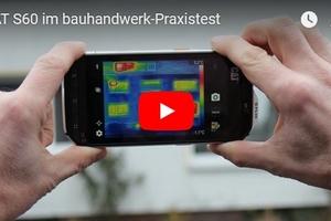 "Bewertung des Rugged Smartphone ""CAT S60"""