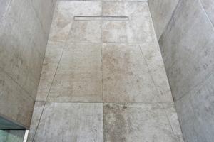 Exzellente Handwerksarbeit: die Ausführung der bodengleichen Dusche
