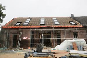 Die Hälfte der Dchflächenfenster wird elektrisch betrieben<br />