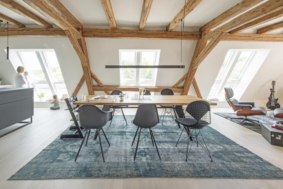 Fußboden Haag ~ Denkmalgerechte sanierung und umnutzung einer historischen scheune