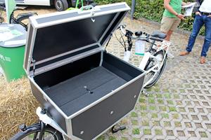 Das Cargo L ist das beliebteste Modell des niederländischen Herstellers Urban Arrow