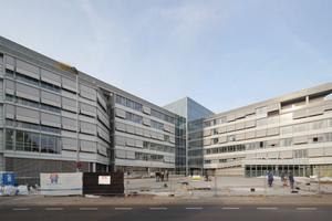 Die Einzelbüros dieses Bankgebäudes wurden zu Gruppenbüros umgebautFotos: Robert Mehl