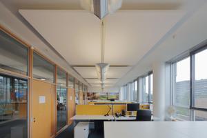 Nachher: Die zusammengefassten Büros haben Platz für bis zu acht ArbeitsplätzeFoto: Robert Mehl<br />