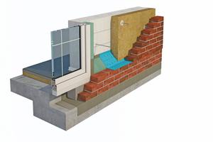 Wassereinwirkungsklasse W4-E, Sockelbereich