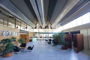 Foyer im Sitzungstrakt